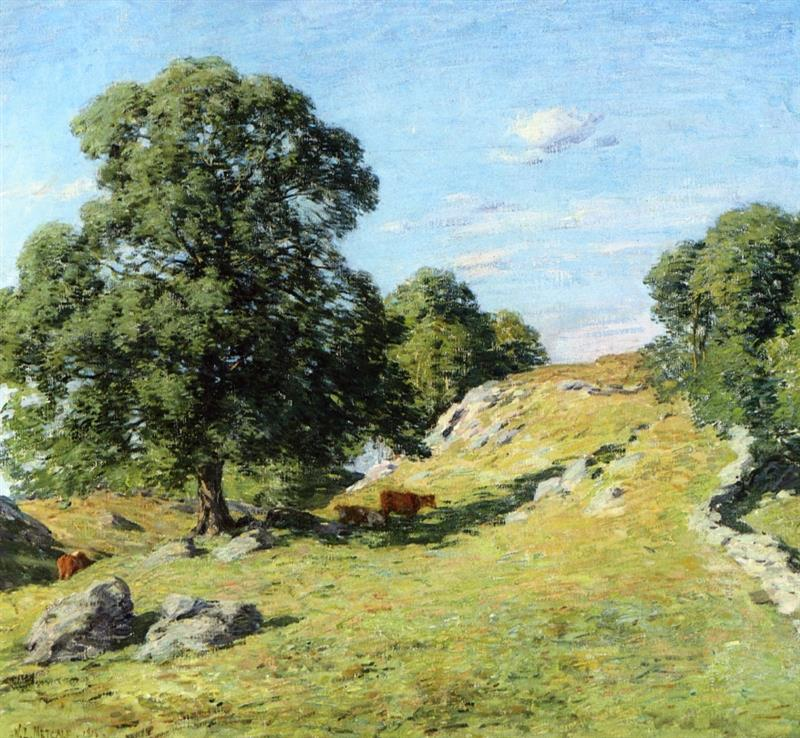 Pasture, Old Lyme
