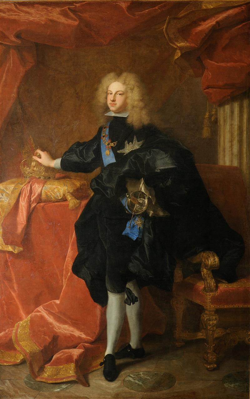 Philippe V, King of Spain