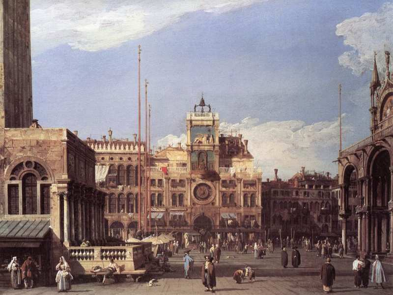Piazza San Marco (The Clocktower)
