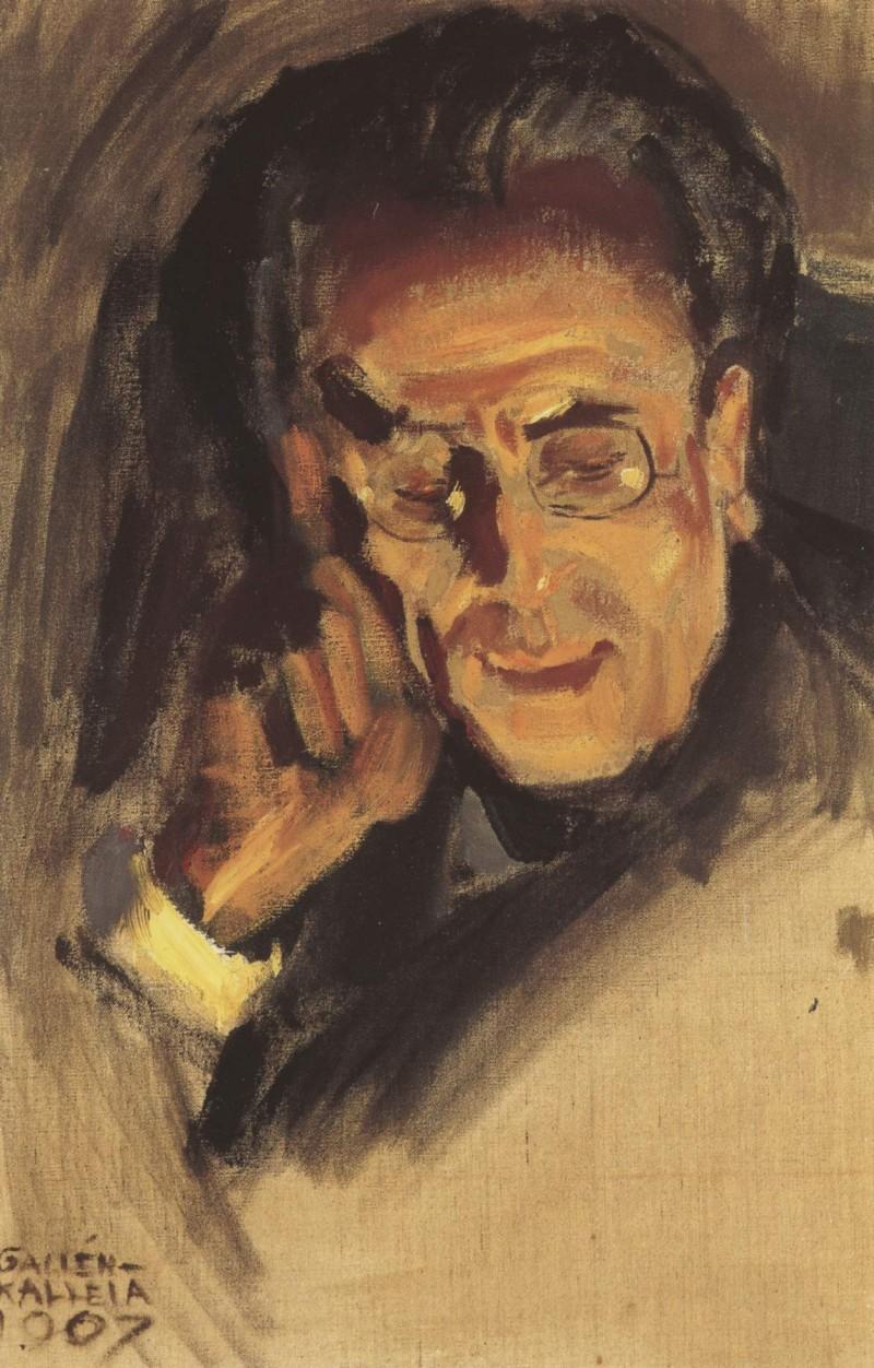 Portrait <b>Gustav Mahler</b> - Portrait-Gustav-Mahler
