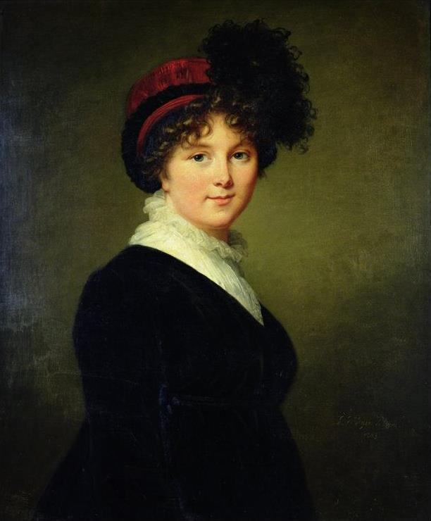 Portrait of Arabella Cope, Duchess of Dorset