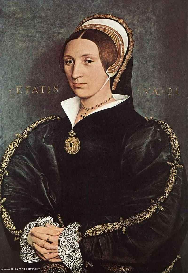 Portrait of Catherine Howard