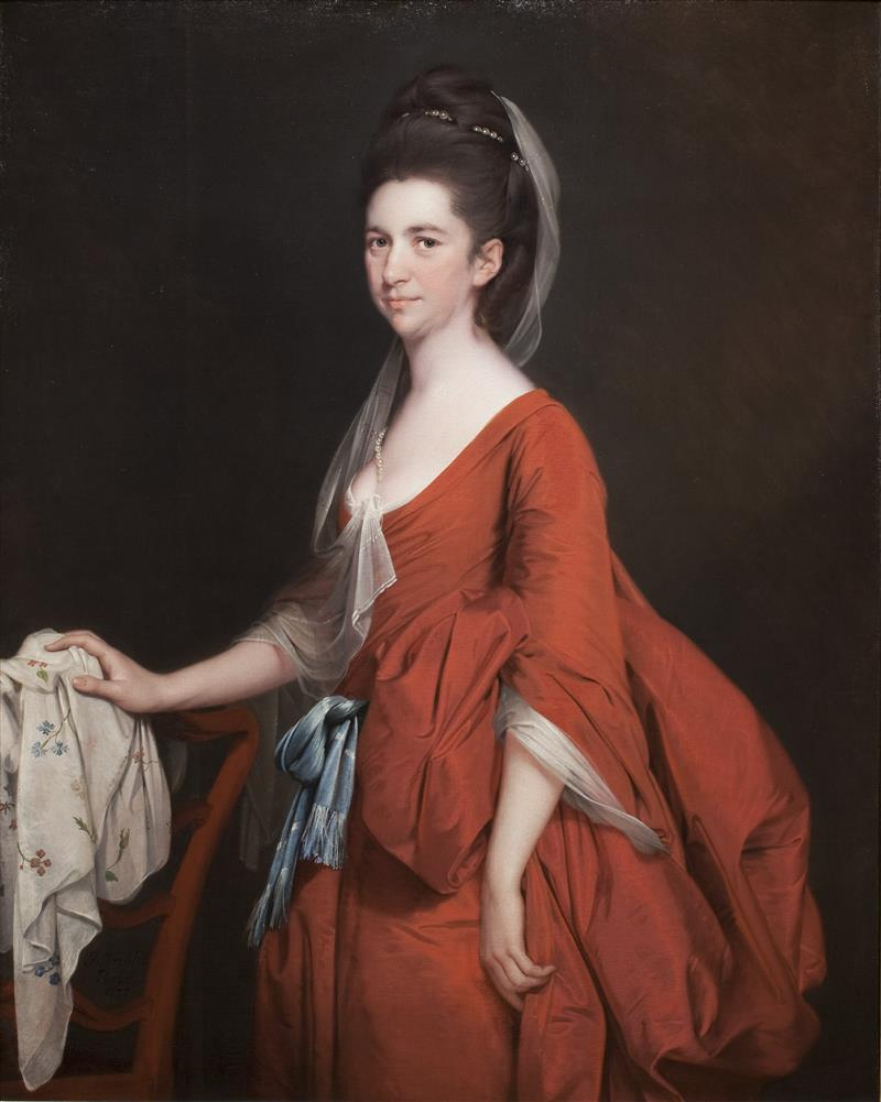 Portrait of Dorothy Beridge, nèe Gladwin