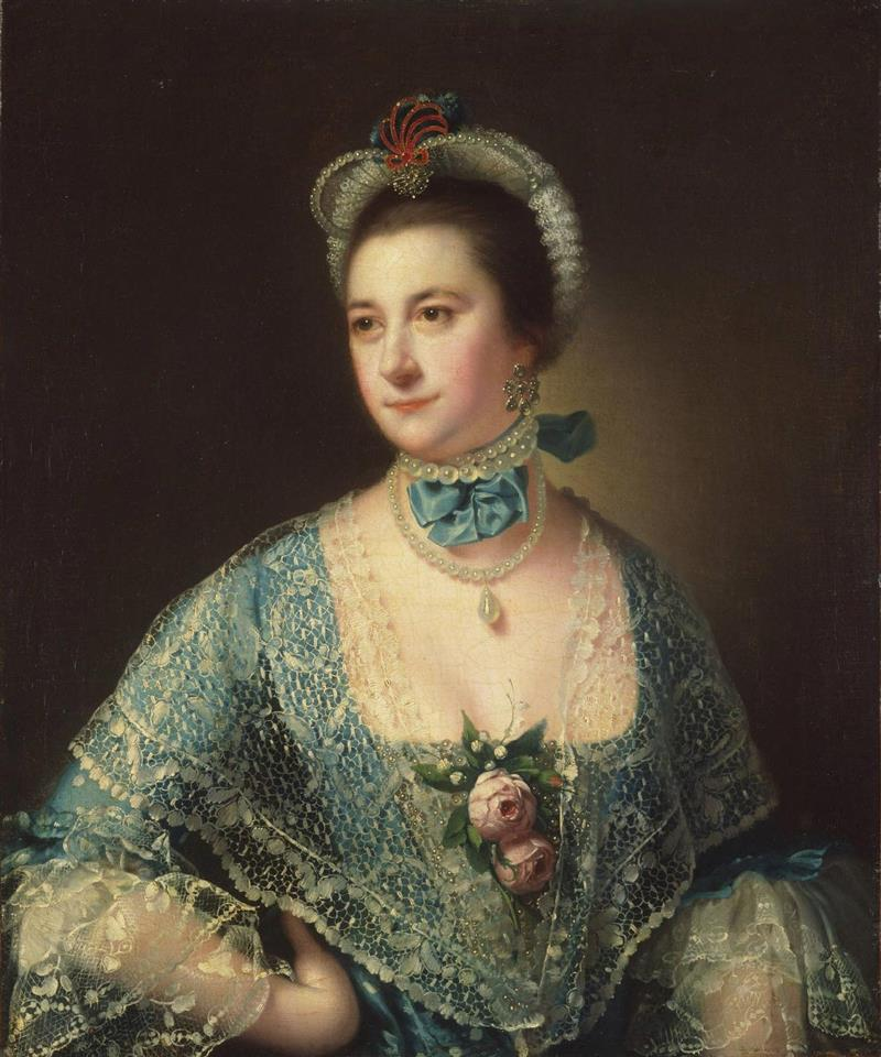 Portrait of Mrs Andrew Lindington