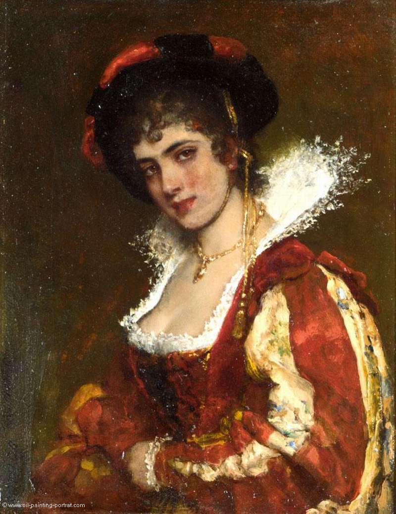 Portrait of a Venetian Lady