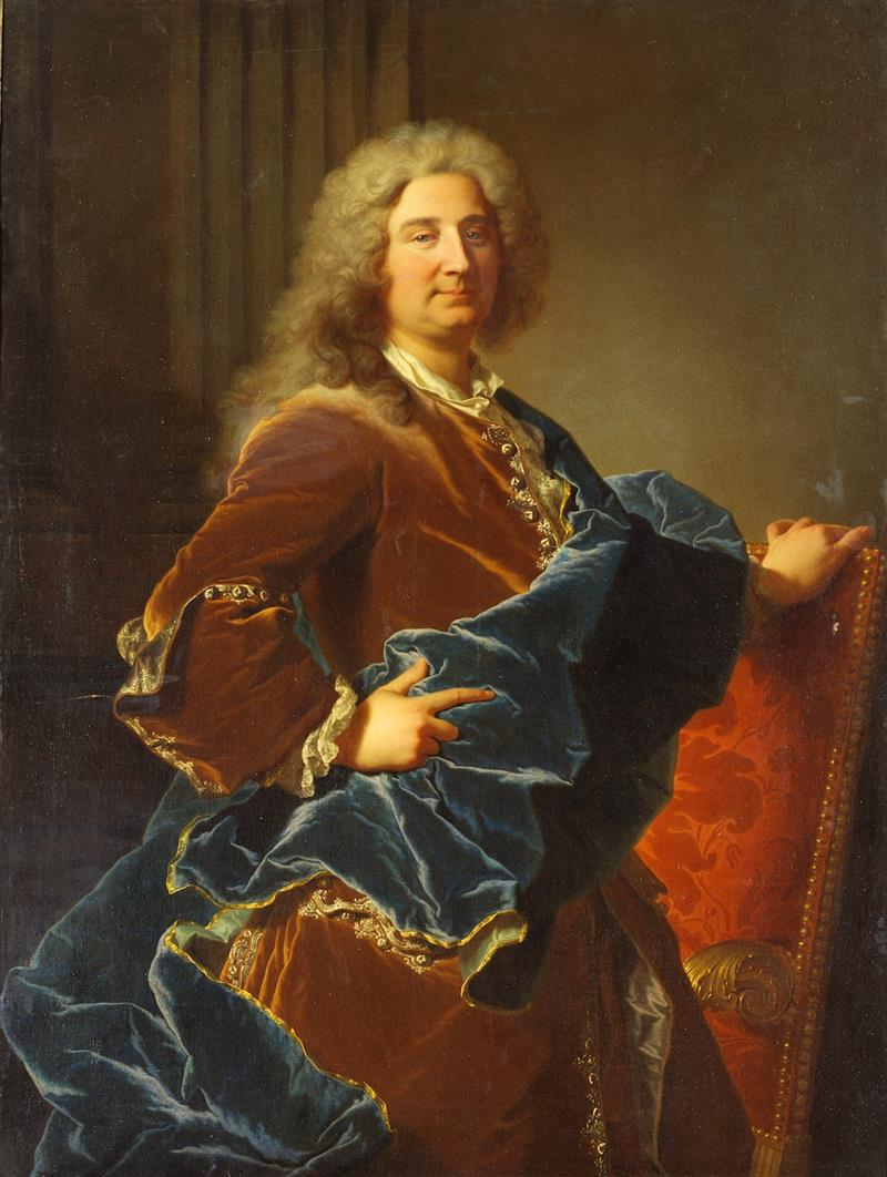 Portrait of the Marquis Jean-Octave de Villars