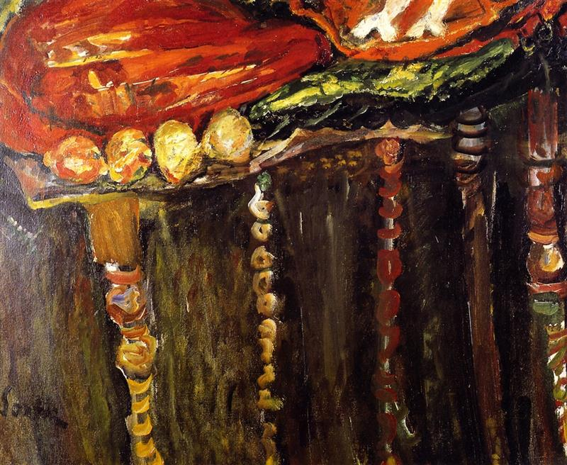 Still LIfe with Red Meat