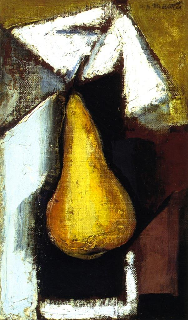 Still Life with Pear