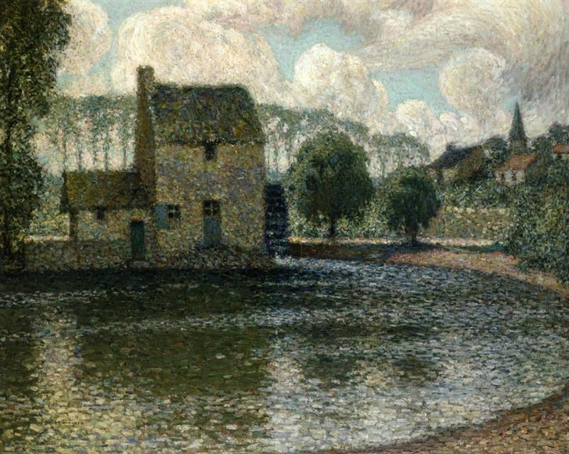 The Grey Mill, Montreuil-Bellay