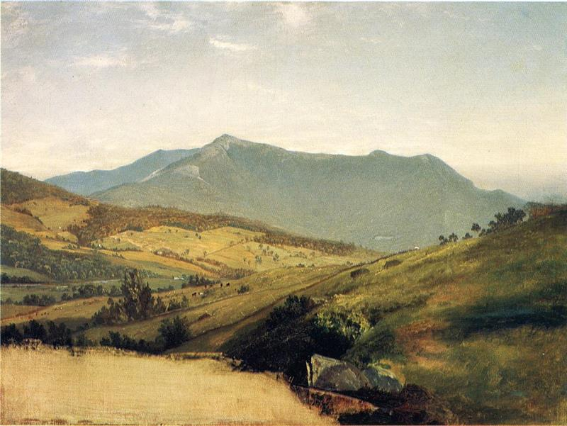 View of Mount Mansfield