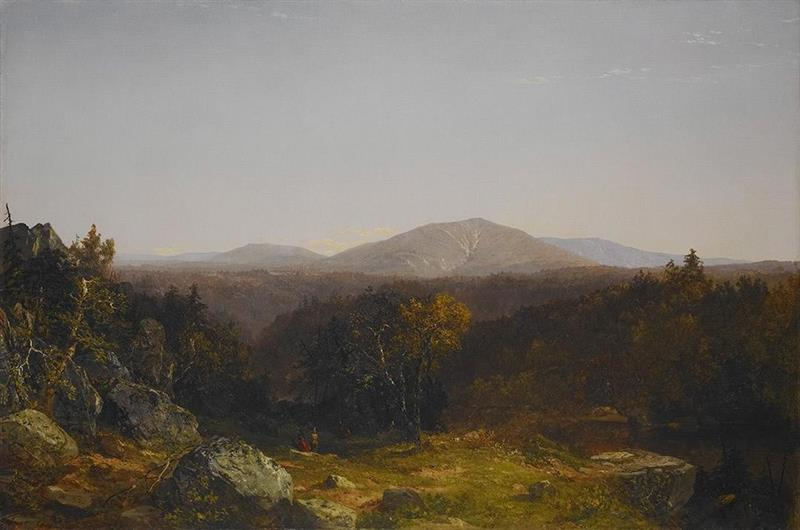 View of Mount Washington
