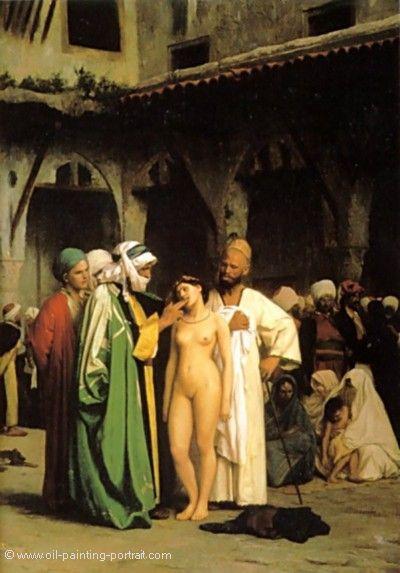 Sklavenmarkt