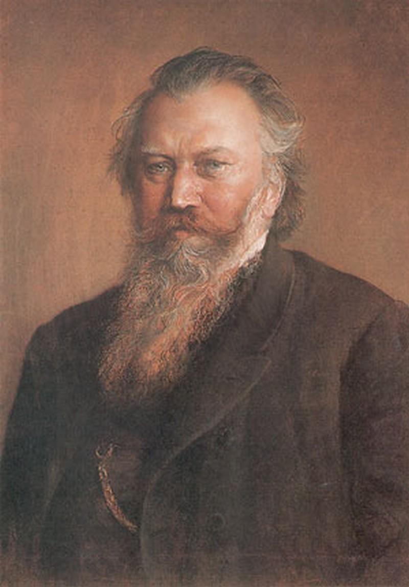 Johannes Brahms Brahms - I. Albert Russell A German Requiem Op. 45 - Organ Recital