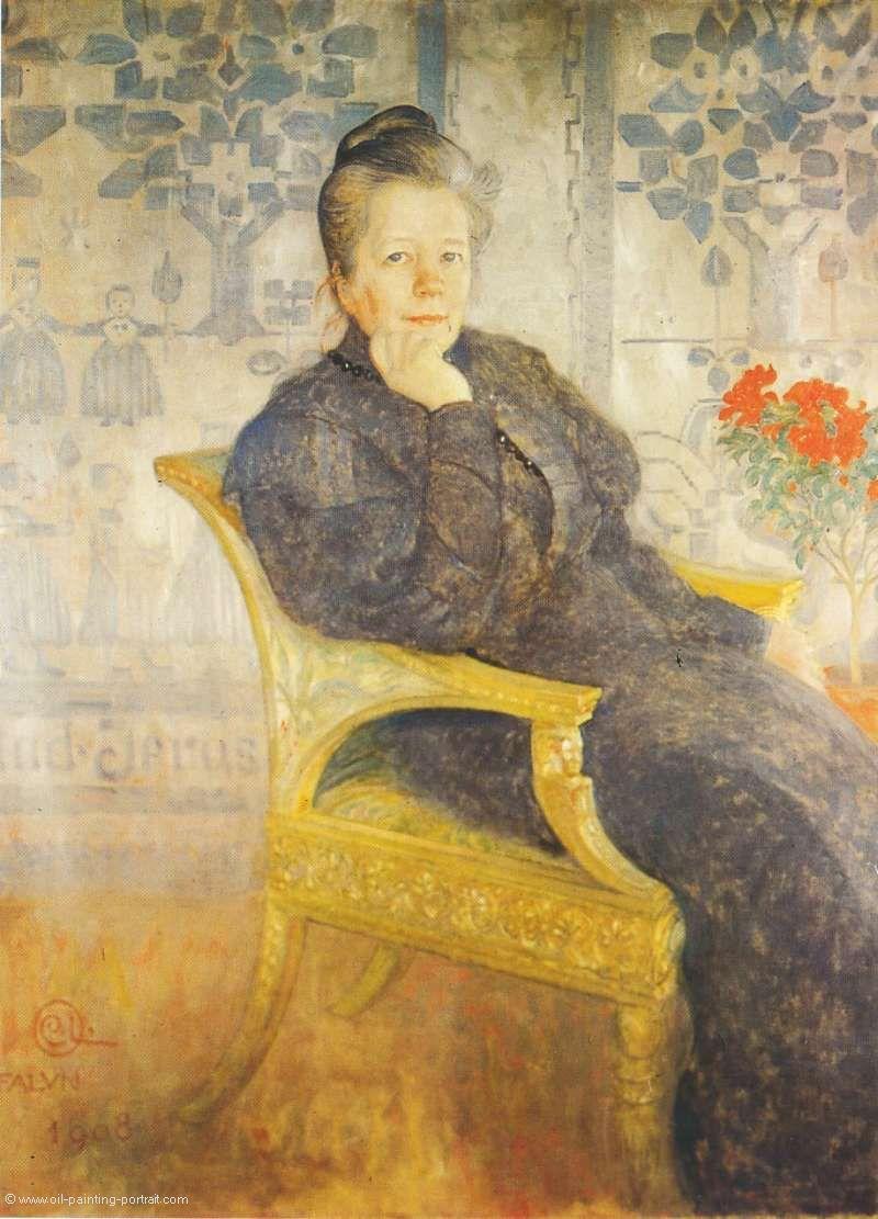 Selma Lagerloef