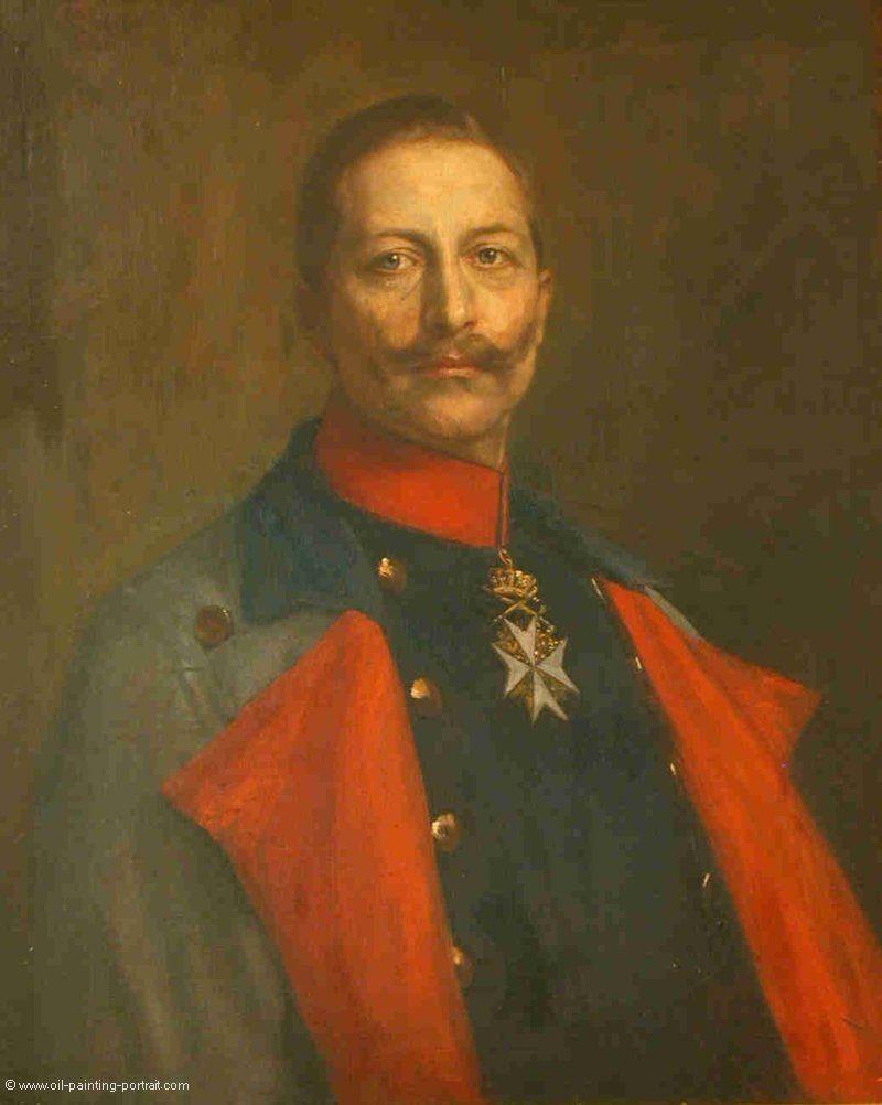 First World War.com - Whos Who - Kaiser Wilhelm II