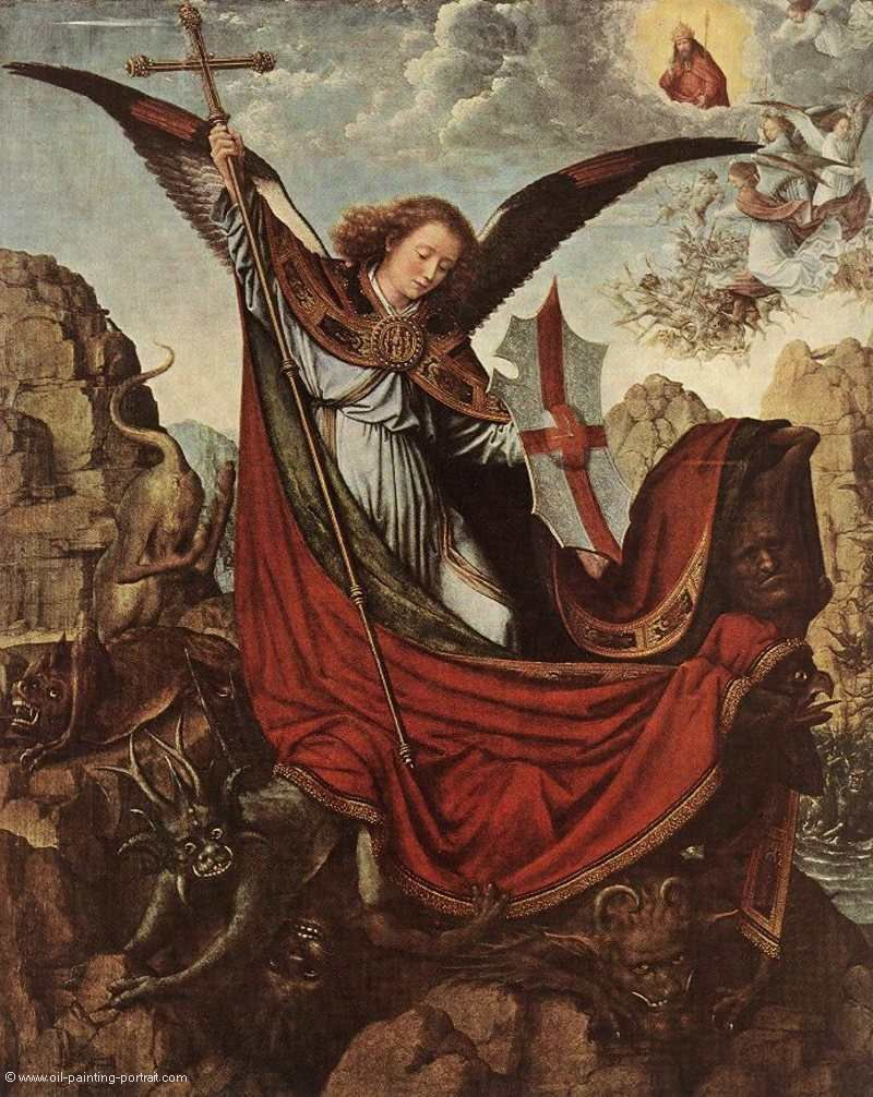 the unethical behavior of saint michael towards satan in guy de maupassants legend of mont st michae Quiz bowl literature practice (writers) a bunch of writers guy de maupassant identify this author of the devil and tom walker, the legend of sleepy hollow.