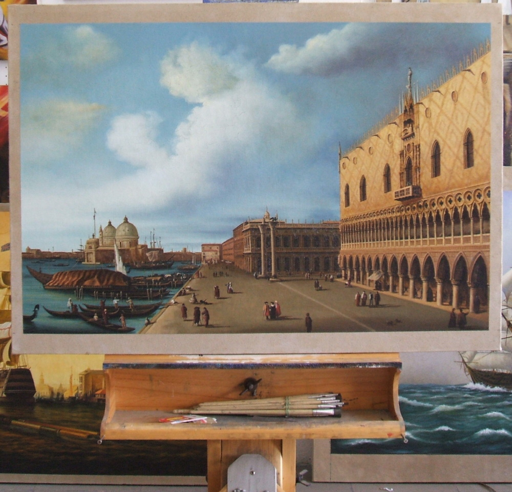 Oil Painting Reproduction Of Old Masters