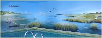 Liebevoll gemalte Wandgemälde, gemalt durch unsere erfahrene Künstlerin.<br> Wir bieten Ihnen eine indivuelle und hochwertige Wandmalerei in einem einzigartigen Stil.
