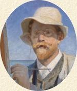 >Peder Severin Krøyer