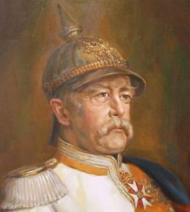 Reichskanzler Otto Fürst Bismarck