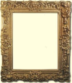 Relativ Rahmen, Rahmenservice - Wir rahmen ihr Gemälde FS97